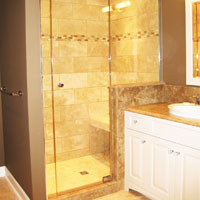 Custom Glass Showers & Baths Victoria