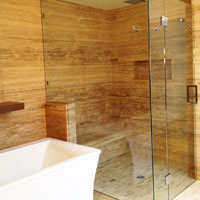 Custom Glass Showers & Doors in Victoria BC