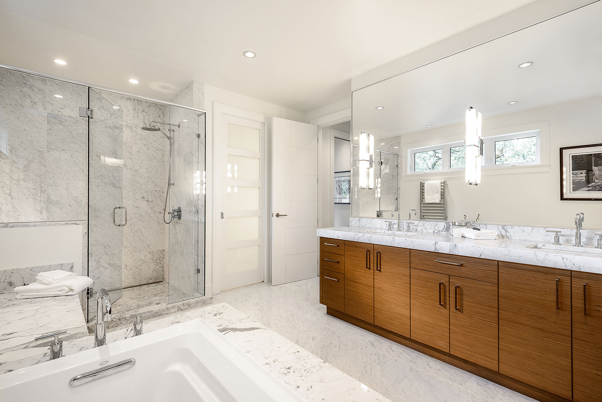 Picture Gallery Of Our Custom Glass Showers Bathrooms In Victoria Bc Royal Oak Glass Victoria